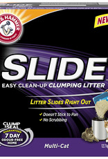 PESTELL PET PRODUCTS A&H Slide Clumping Litter Multi-Cat 6.4KG