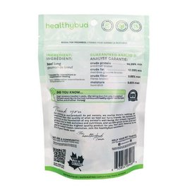 Healthybud Healthybud 100% Beef Lung 5.3oz
