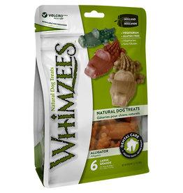 Whimzees Alligator Large | 6PK