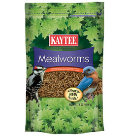 KAYTEE PRODUCTS INC Dried Mealworms 17.6OZ