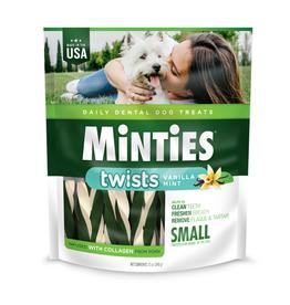 Minties Dental Twists Small 12 oz