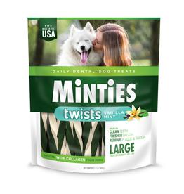 Minties Minties Dental Twists Large 12 oz