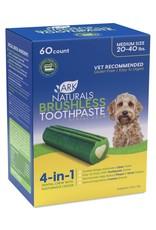 Ark Naturals Brushless Toothpaste Medium 60CT