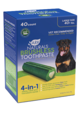 Ark Naturals Brushless Toothpaste Large 40CT