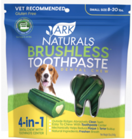 Ark Naturals Brushless Toothpaste Small 21CT