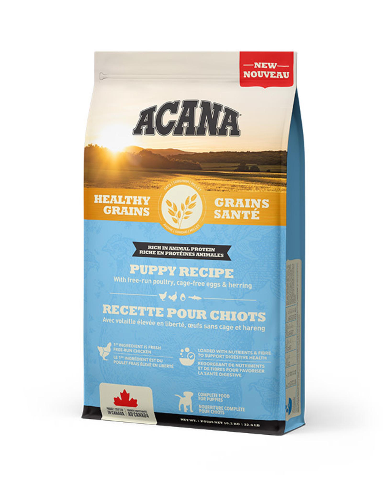 Acana Acana Healthy Grains Puppy Recipe