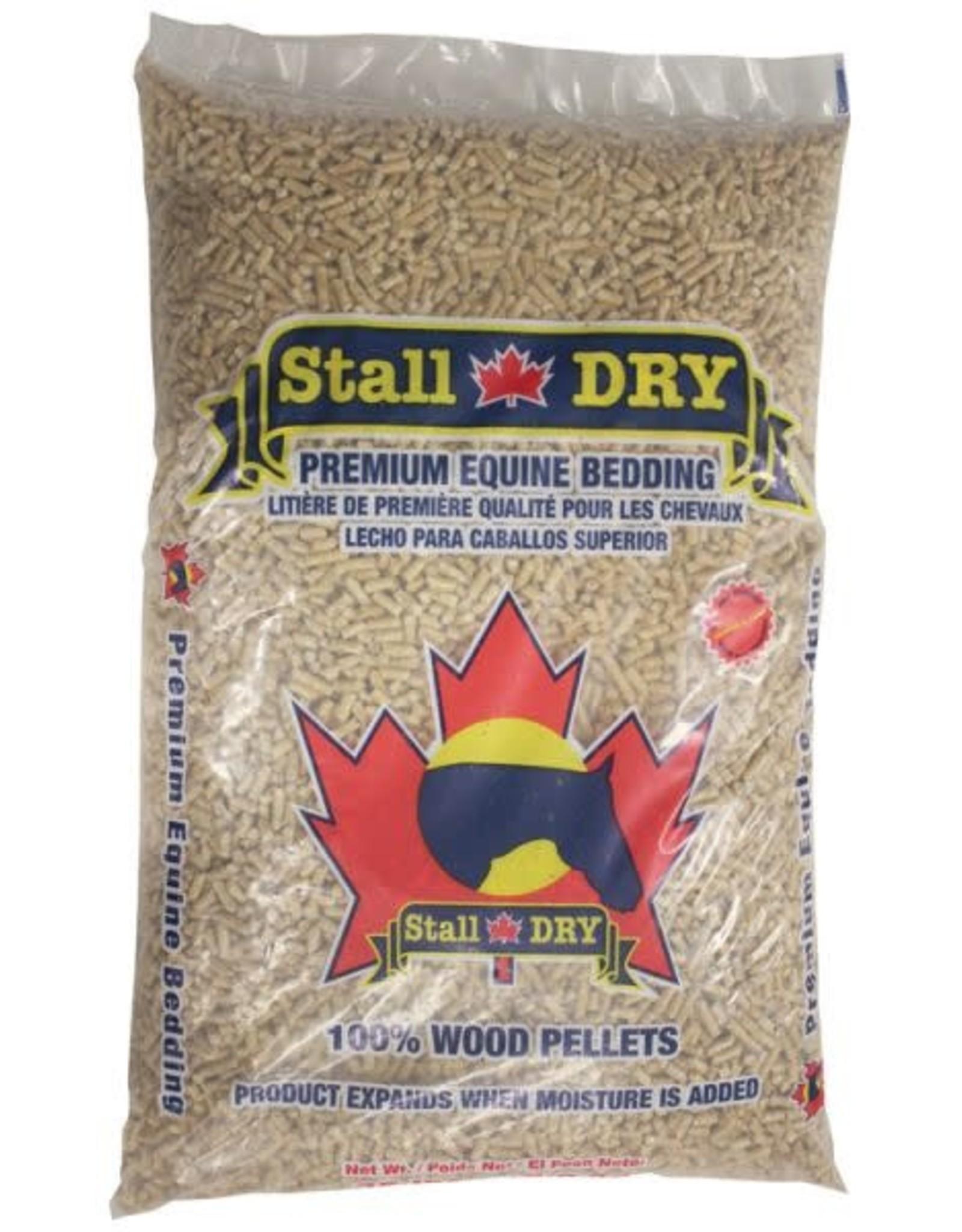 API APL Stall Dry Wood Pellets 16kg