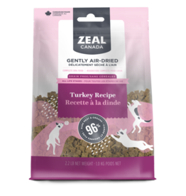 Zeal Zeal Turkey Recipe 2.2lb