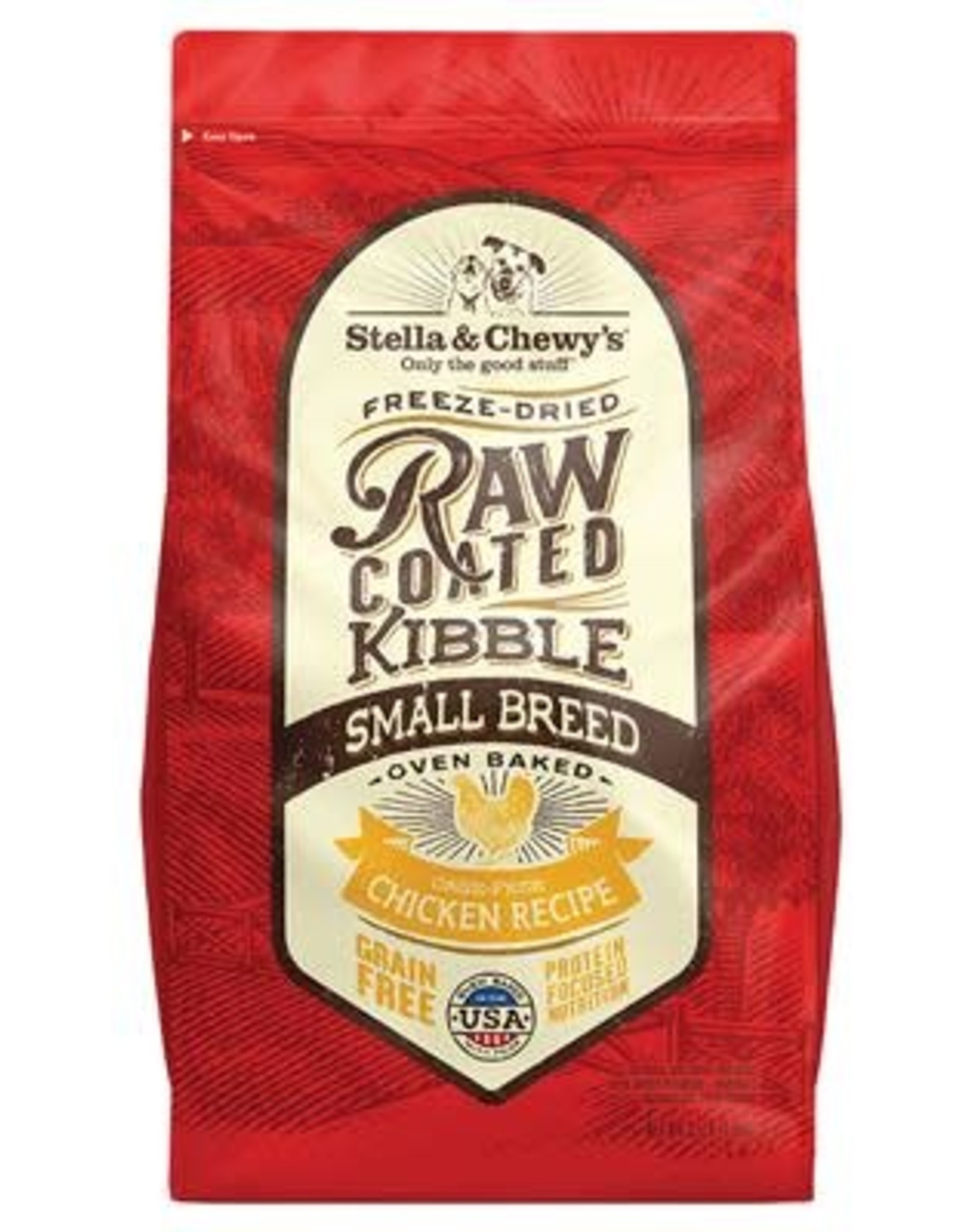 Stella & chewy's Stella & Chewy's  Grain Free Chicken  Small Breed 3LB