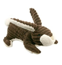 """Tall Tails Tall Tails 9""""Plush Rabbit Squeaker Toy"""