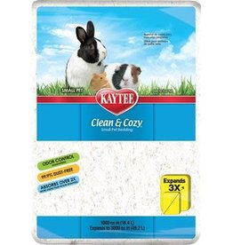 KAYTEE PRODUCTS INC Copy of KT Clean and Cozy Bedding White 500cu in