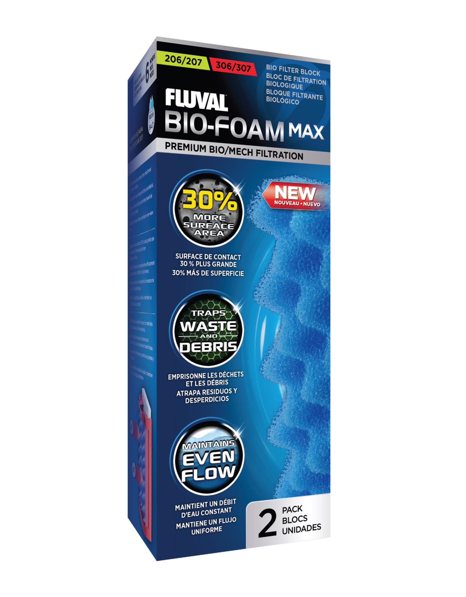 Fluval FL 207/307 BioFoam MAX, 2pcs
