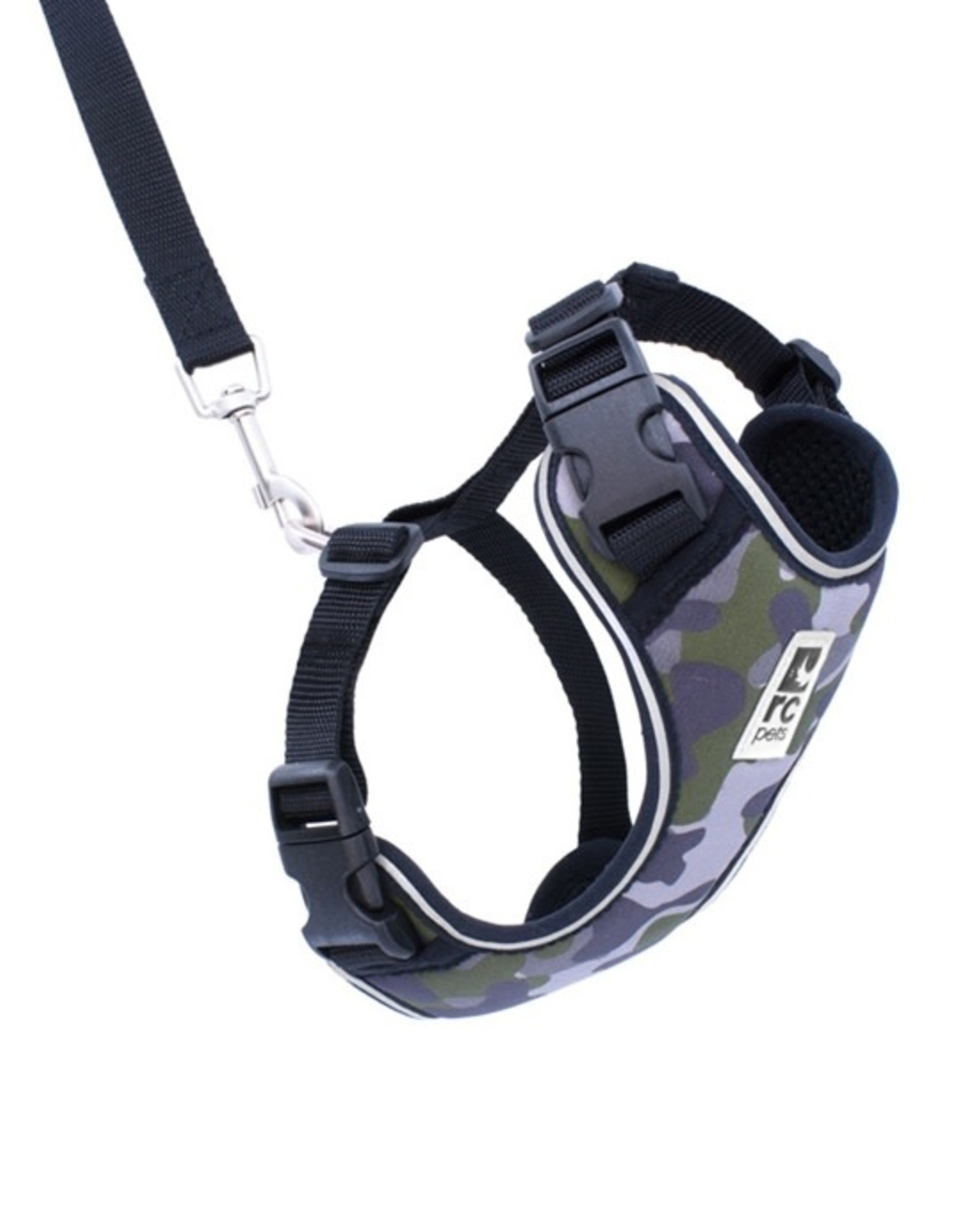RC PETS RC Pets Adventure Kitty Harness S Camo