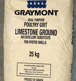 Poultry Grit - Graymont  25kg