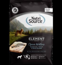 NUTRISOURCE Element Open Waters Blend Dog