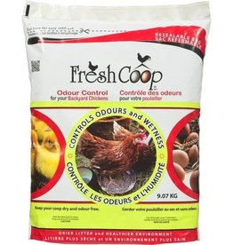 Absorbent Products Fresh Coop Odour Control 9.07kg