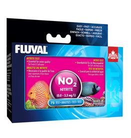 Fluval Nitrite (0.0-3.3 mg/l) for Fresh & Saltwater, 75 tests