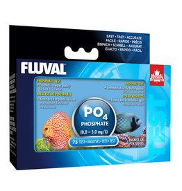 Fluval Phosphate (0.0-5.0 mg/l) for Fresh & Saltwater, 75 tests