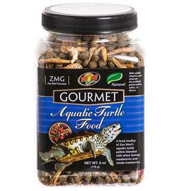 ZOO MED LABORATORIES Gourmet Aq.Turtle Food 6oz