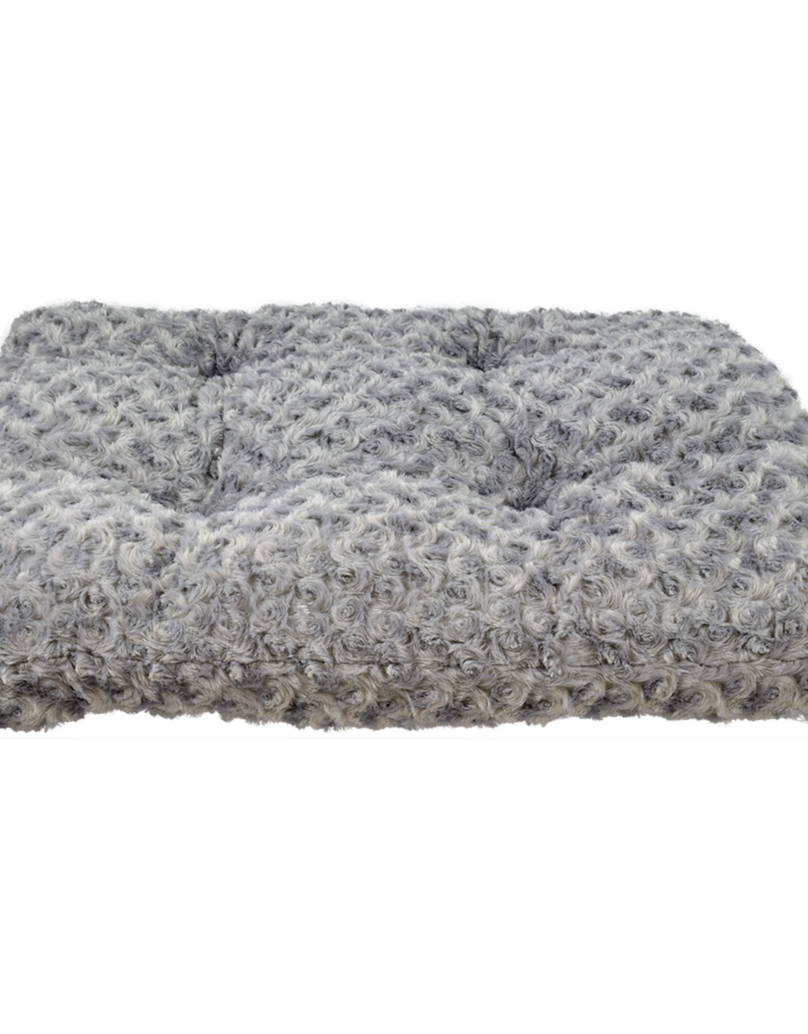 """Chill Gusset Bed Silver Swirl 19x12"""""""