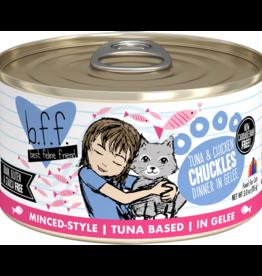 BFF BFF Tuna & Chicken Chuckles 3 oz