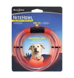 Nite Ize NiteHowl LED Safety Necklace Red