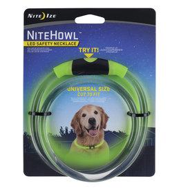 Nite Ize NiteHowl LED Safety Necklace Green