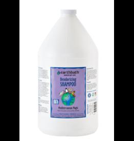 EARTH BATH earthbath Deodorizing Shampoo Mediterranean Magic 1 gal