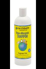 EARTH BATH earthbath Hypo-Allergenic Shampoo Fragrance Free 16 oz