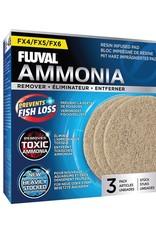 Fluval Fluval FX4/FX5/FX6 Ammonia Remover - 3 pack