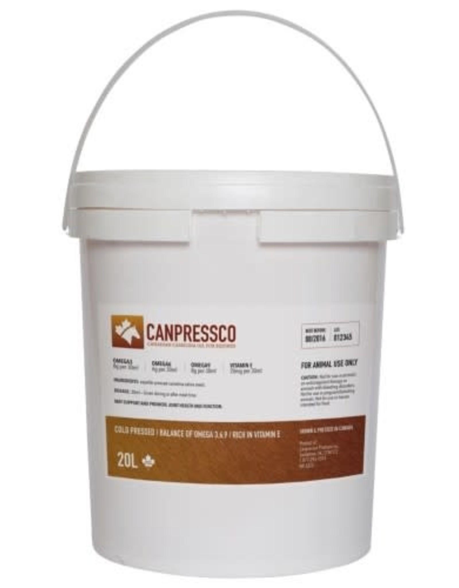 Canpressco CANPRESSCO CAMELINA OIL, 20 L