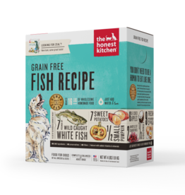 Honest Kitchen HK Dog Dehydrated GF White Fish 4 lb