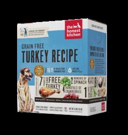 Honest Kitchen HK Dog Dehydrated GF Turkey 4 lb