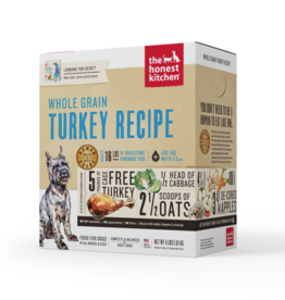 Honest Kitchen HK Dog Dehydrated Whole Grain Turkey 4 lb