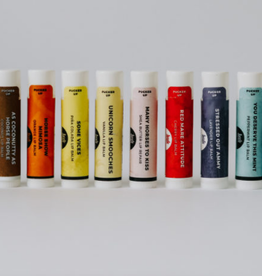 LipBalm by Soap for Dirty Equestrians
