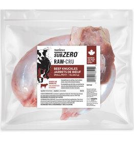 NUTRIENCE Nutrience Subzero Raw Bones for Dogs - Beef Knuckles - 454 g (1 lb)