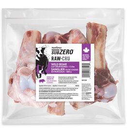 NUTRIENCE Nutrience Subzero Raw Bones for Dogs - Wild Boar - 680 g (1.5 lb)