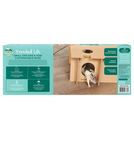 OXBOW ANIMAL HEALTH OXBOW Enriched Life Small Explore & Hide Customizable Maze