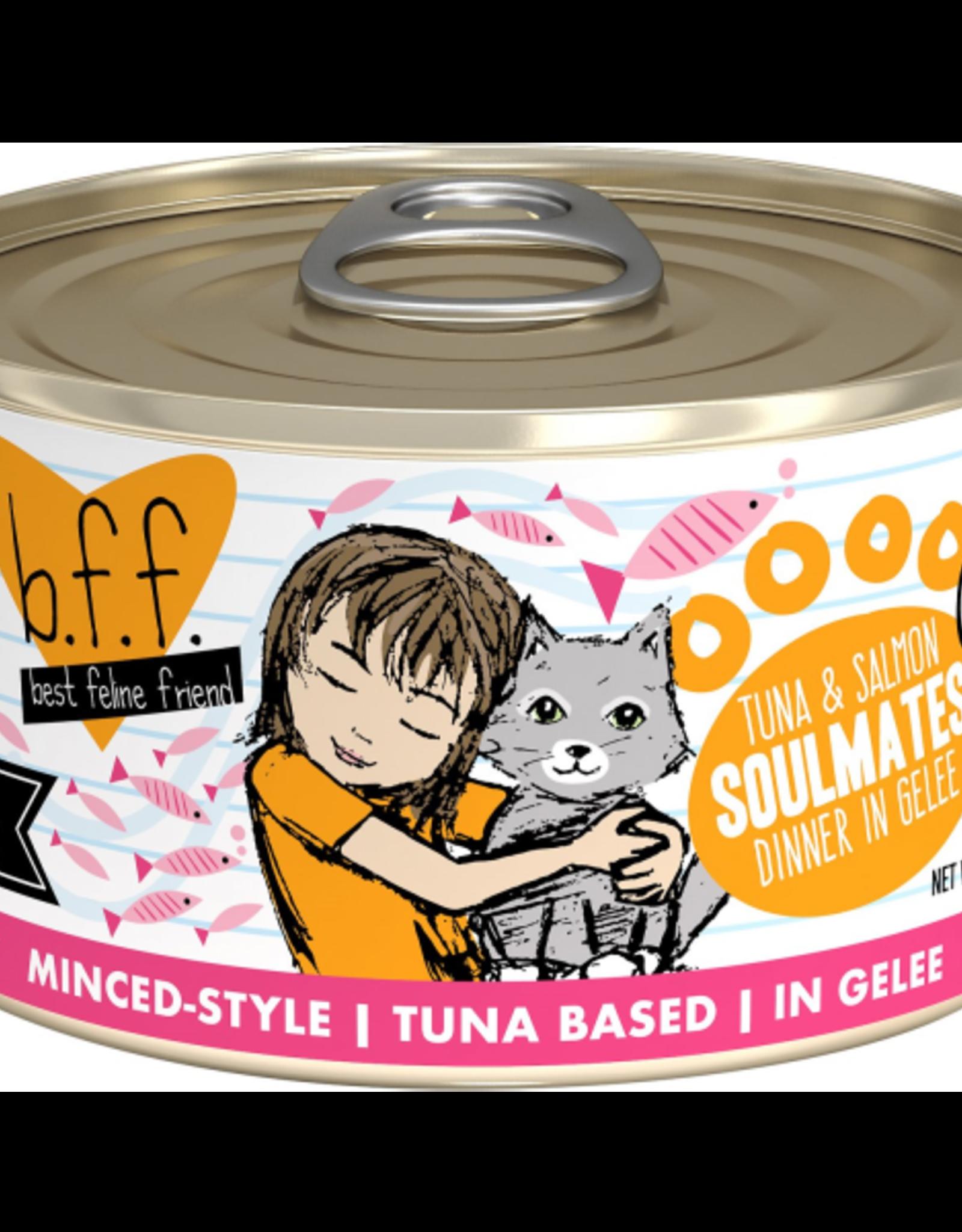 BFF BFF Tuna & Salmon Soulmates 24/3 oz
