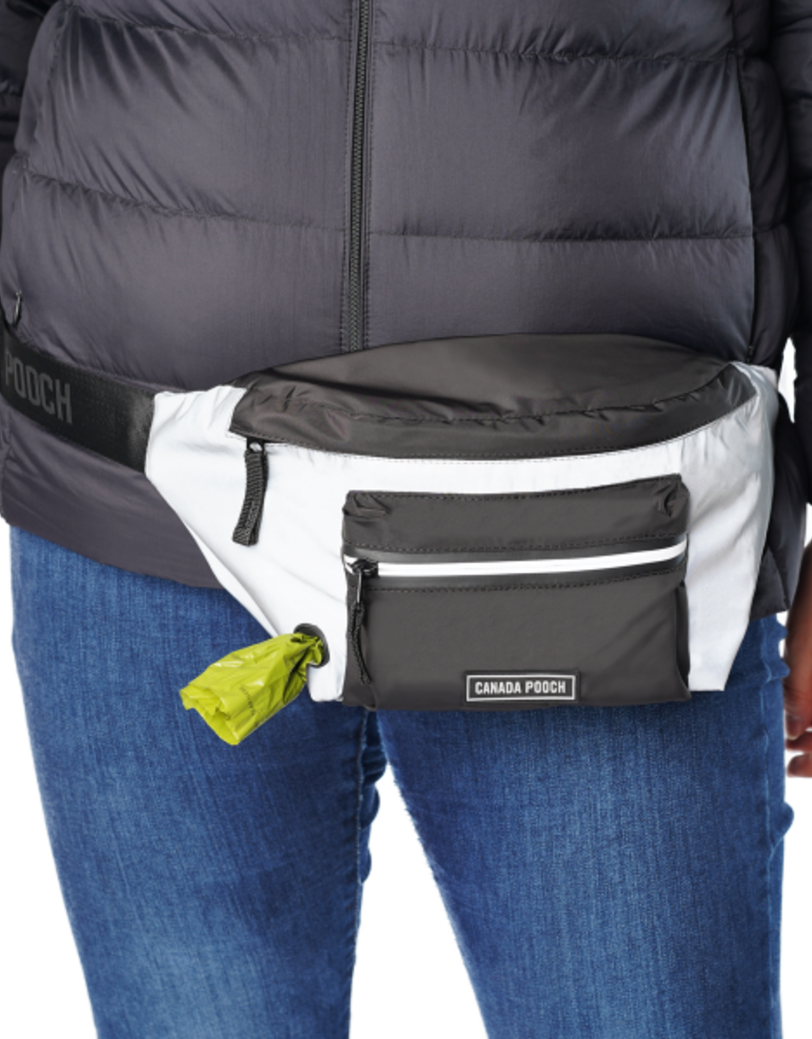 Canada Pooch Canada Pooch The Everything Fanny Pack Reflective O/S