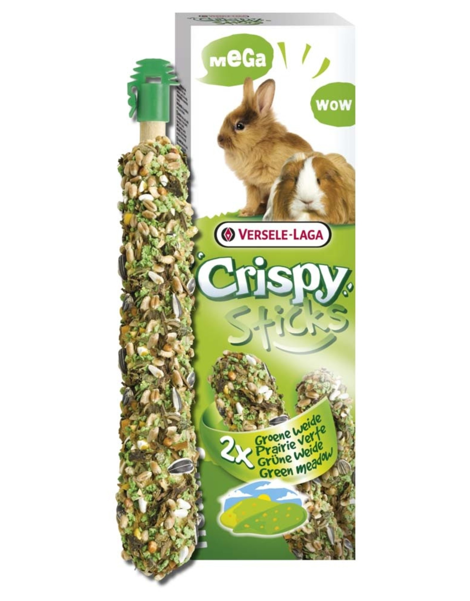 Versele-Laga Crispy Sticks Mega - Rabbit & Guinea Pig