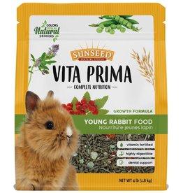Sunseed Vita Prima - Rabbit - Young 4 lb