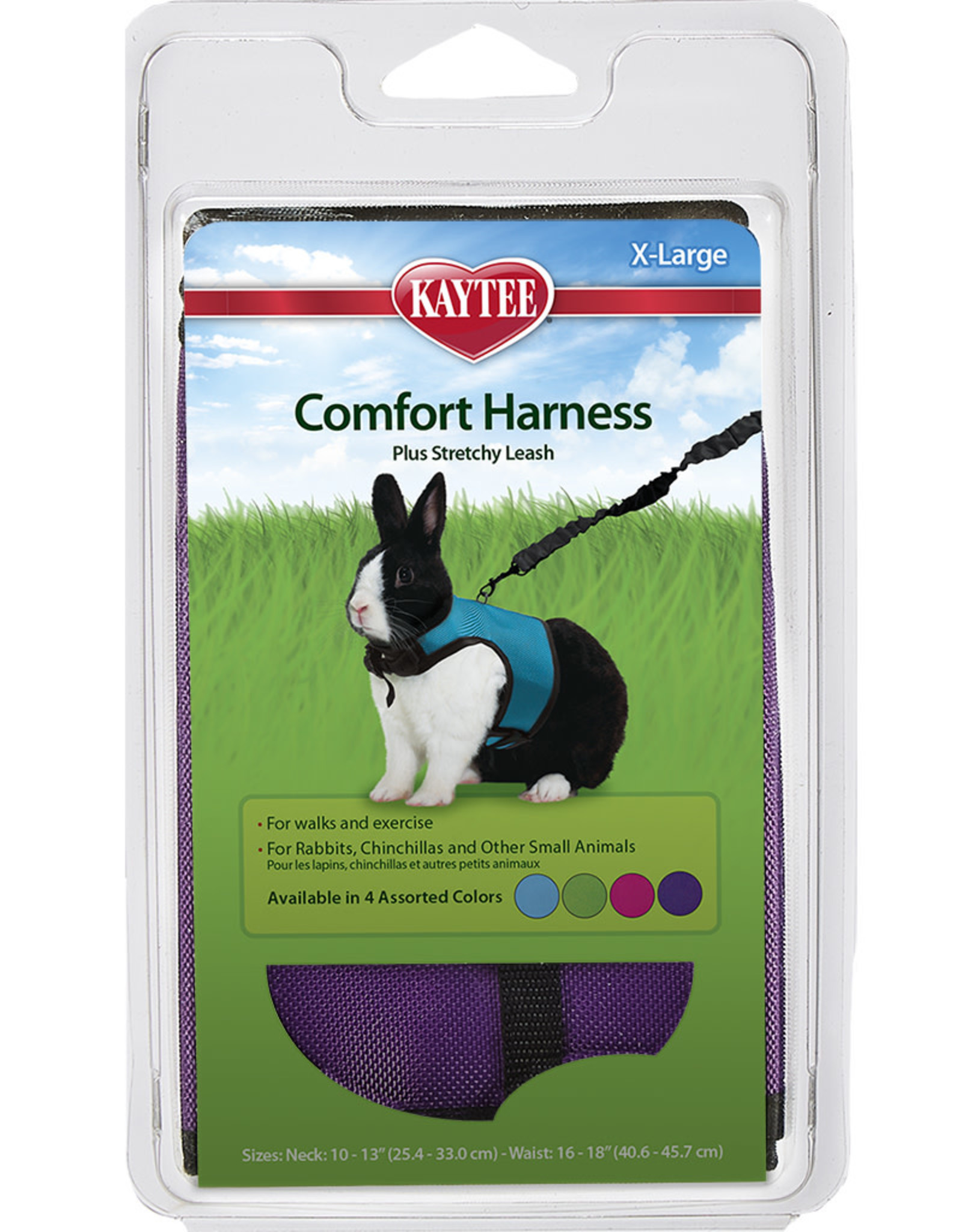 KAYTEE PRODUCTS INC Comfort Harness with Stretch Lead XLarge