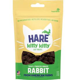 Treat Planet FD Hare Rabbit .9OZ Cat