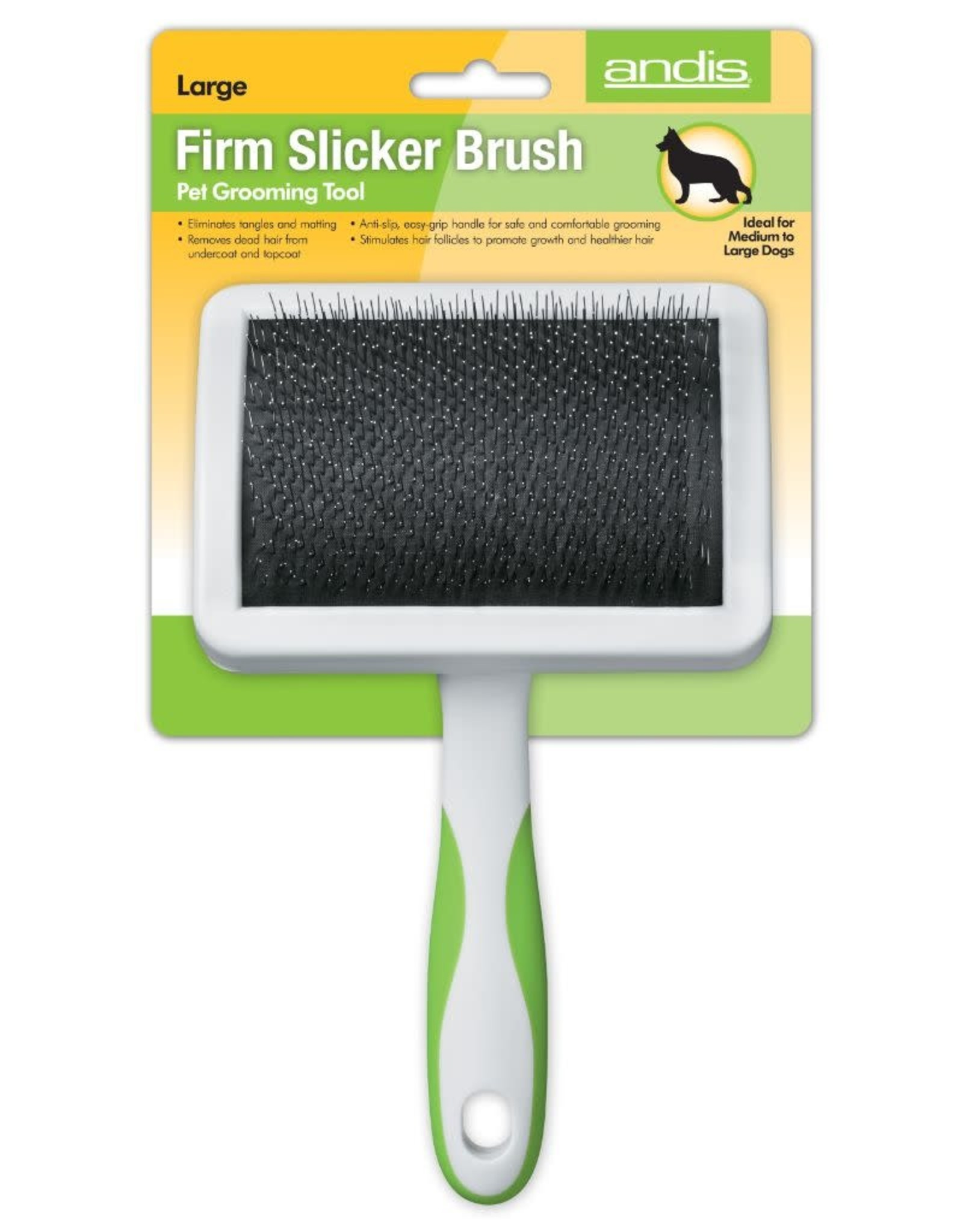 Andis Firm Slicker Brush Large