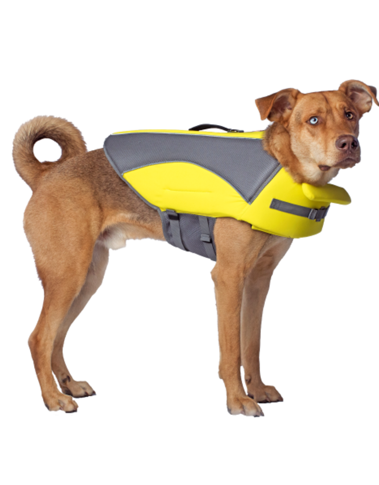 Canada Pooch Canada Pooch Wave Rider Life Jacket Yellow