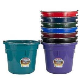 MILLER MFG CO INC       P Purple Flat Back Bucket