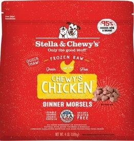 Stella & chewy's Frozen - SC Chewy's Chicken Dinner 4LB