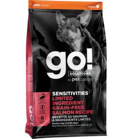 Go! GO! Sensitivities LID GF Salmon 22LB