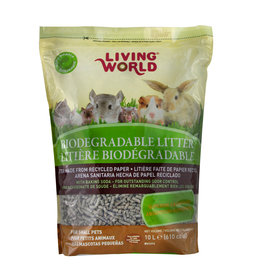 LIVING WORLD Living World Biodegradable Litter for Small Animals - 10 L (610 cu in)